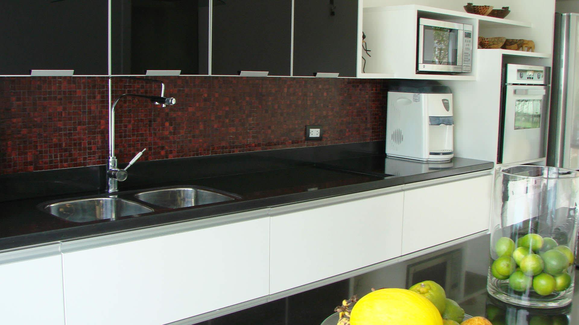 Cozinha Planejada Com Ilha Espa O Pleno M Veis Planejados