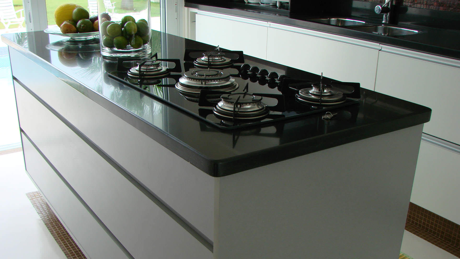 Cozinha Com Ilha M Veis Sob Medida Espa O Pleno M Veis Planejados