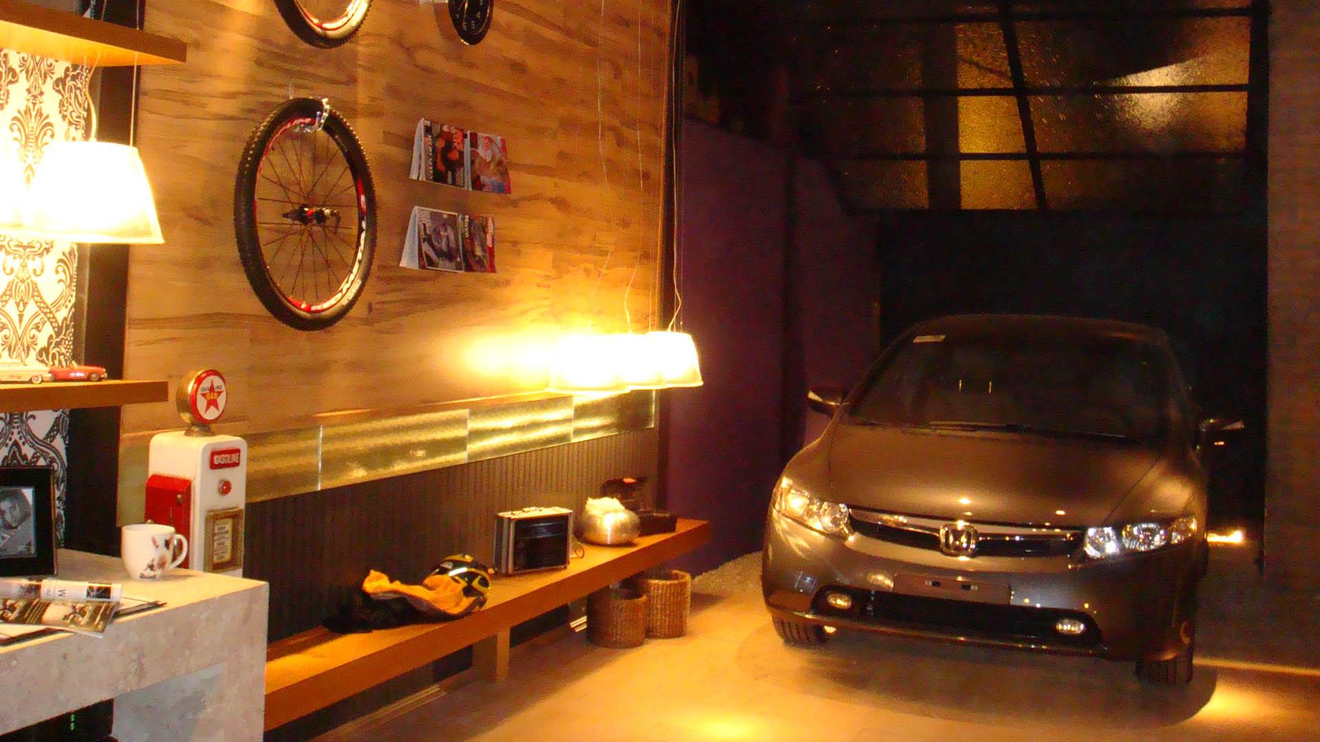 garagem do loft móveis sob medida