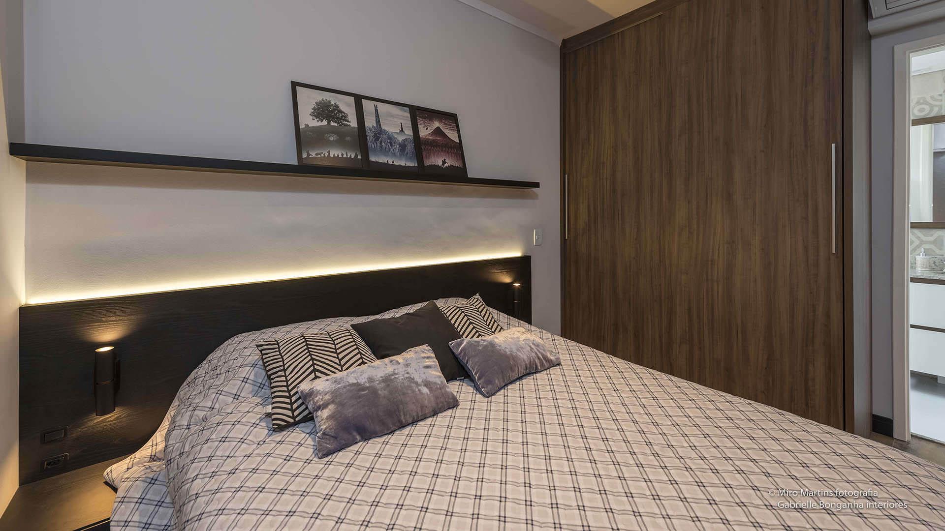 armários planejados apartamento pequeno