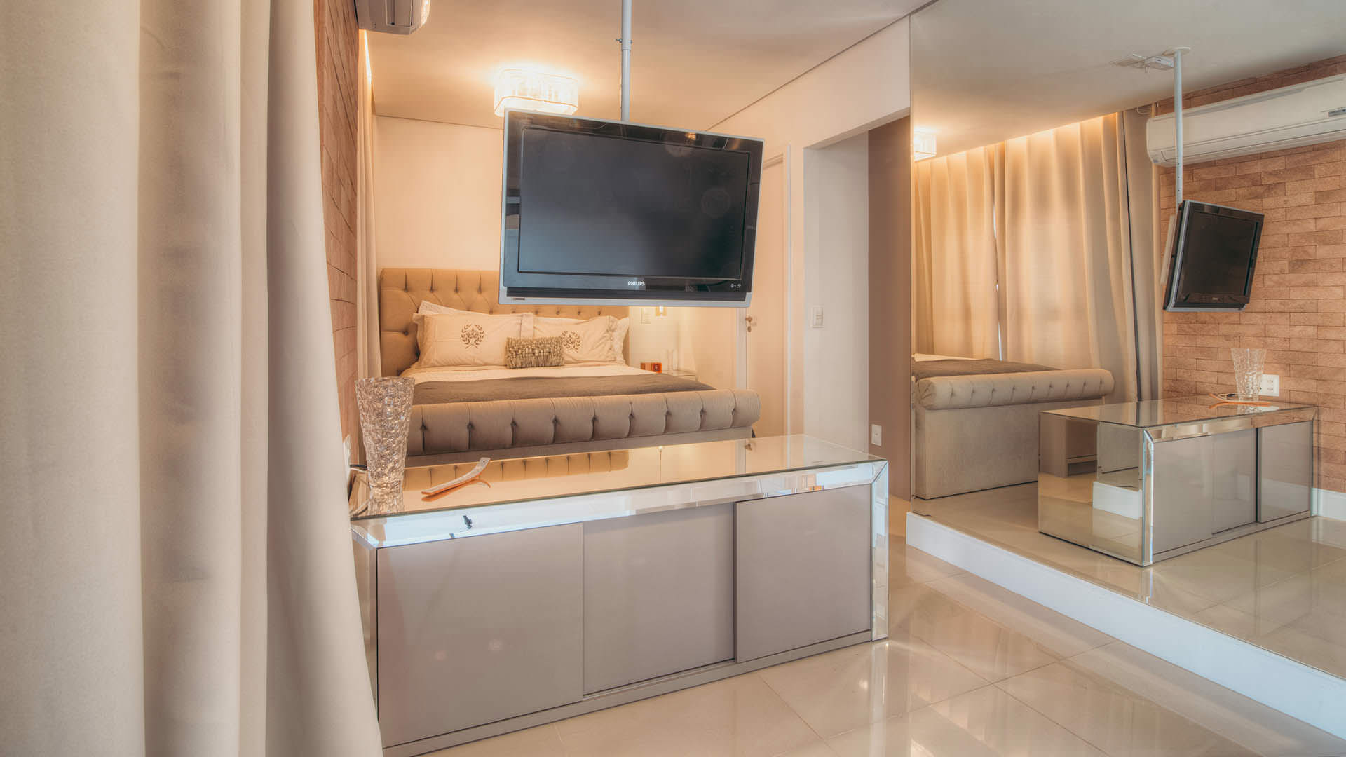 Armario Para Ropa Blanca Ikea ~ Apartamento pequeno com móveis planejados Espaço Pleno Móveis Planejados